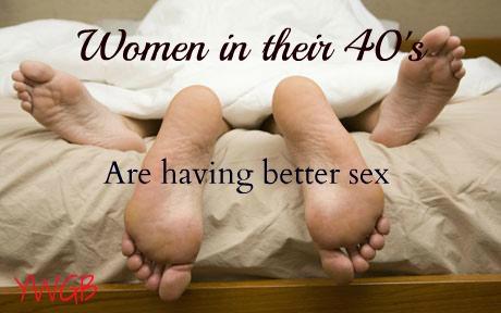 women in their 40's YWGB